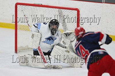 Hockey PHS vs JNTP at Burrillville on 2/22/21