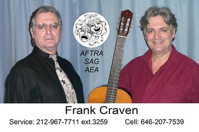 CRAVEN -Frank Craven