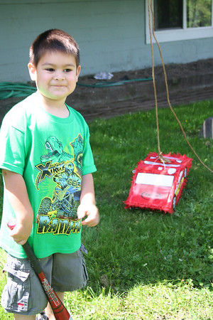 Gabe 5th Bday