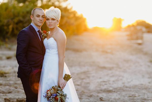 Cameron + Chelsie | A Wedding Story