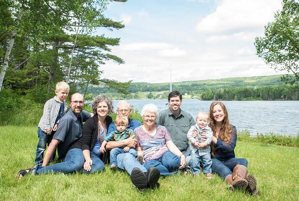 Stuebing Family - 2017