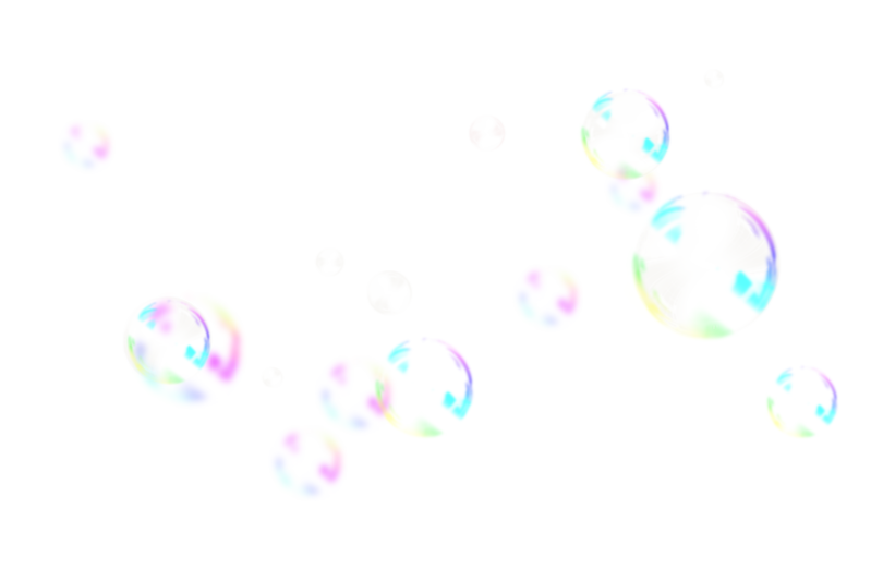 Bubble overlay