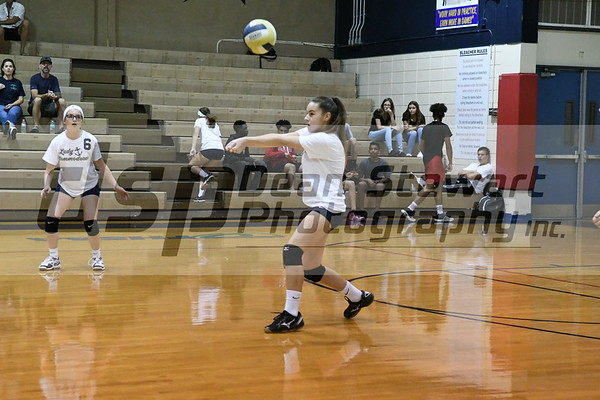 Girls Volleyball F/J/JV Aug 30