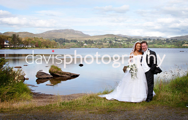 Lorraine & John The Solis Lough Eske Castle