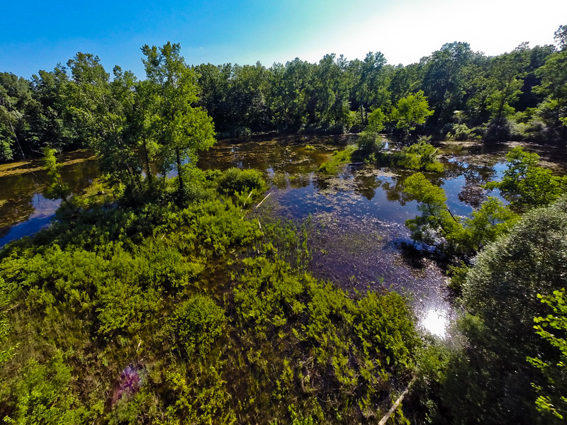 Summer with the Lakes and Forests 31: Aerial Photography from Project Aerospace