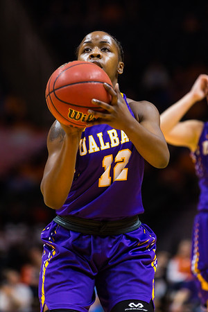 Albany vs Lady Vols