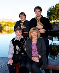 Marty Family 2010