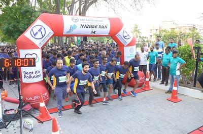 nature run 5K