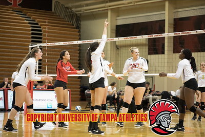 2018 Volleyball vs. Embry-Riddle