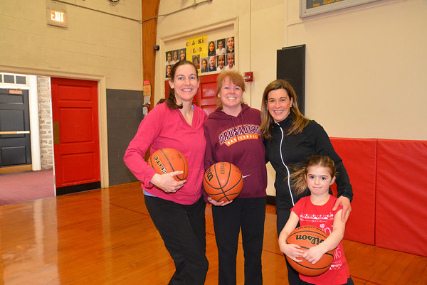 Alumnae Basketball Game