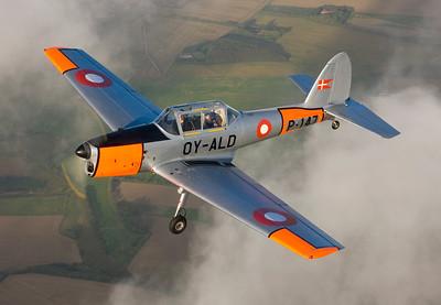 OY-ALD - DHC-1 Chipmunk Mk22