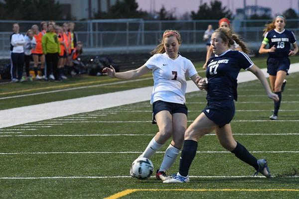 Varsity Girls Soccer vs Elkhorn South