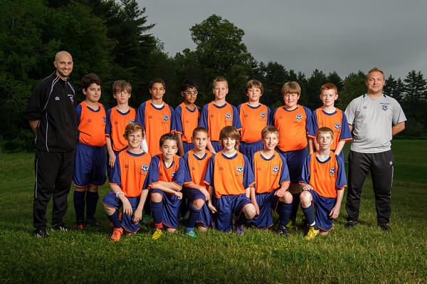 2013 ODP Team Photos
