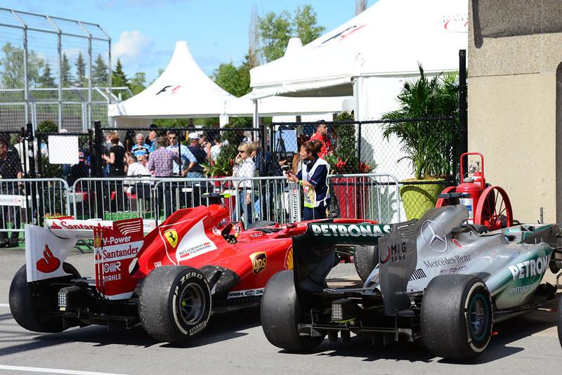 Parc Ferme Ferrari Mercedes.jpg