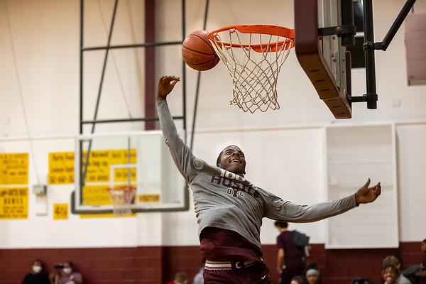 Thorndale v Cameron Varsity Basketball 2020