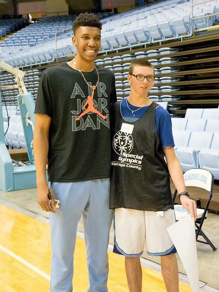 2017 UNC Basketball Clinic
