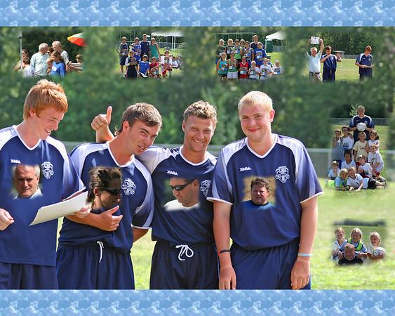 2006 EH MLS Soccer Camp!