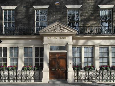 Wright's Hotel, Soho Square *