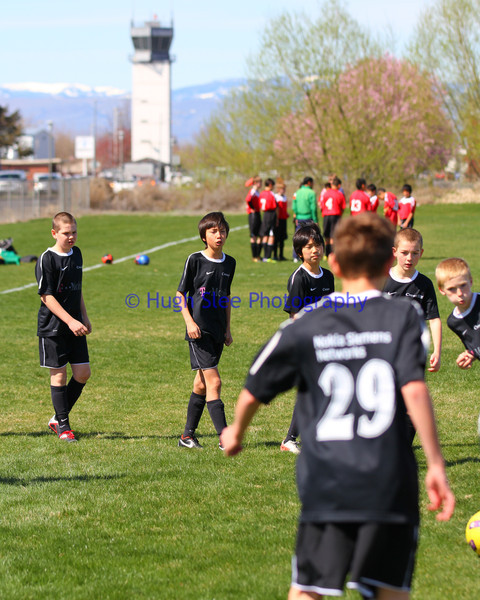 BU12 Group A - Crossfire v Yakima Heat