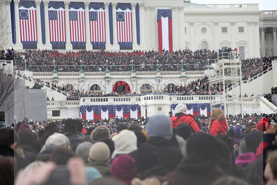 Presidential Inauguration 2013 - Washington, DC