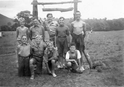 1950-08 Summer Camp