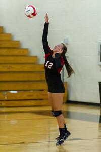 Butler High School Volleyball 2014