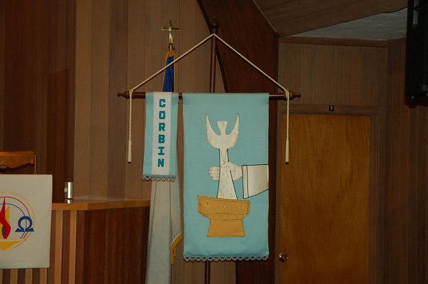 Corbin's Baptism