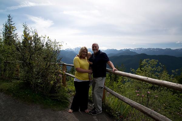 Kim & Gabriel's Trip to Washington June 5 - 10 2013