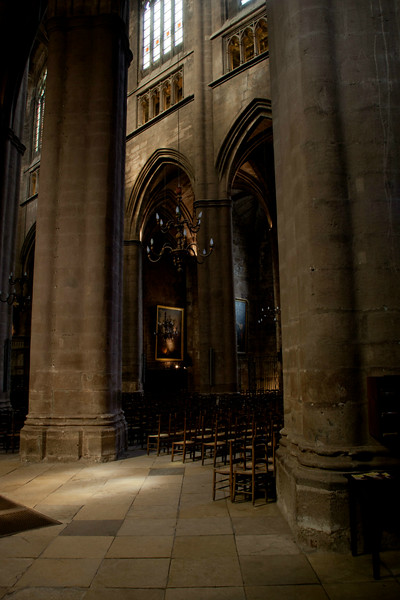 Rodez Caathedral - Nave Elevation from Side Aisle-1.jpg