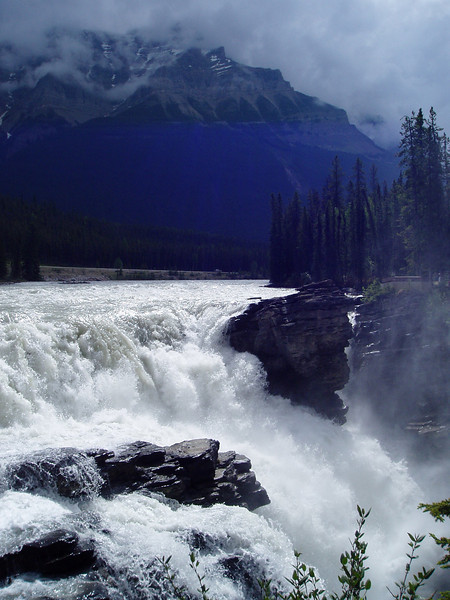 ... and rivers were huge.