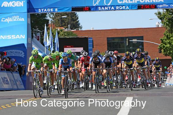 2013 Stage 8 - Finish in Santa Rosa