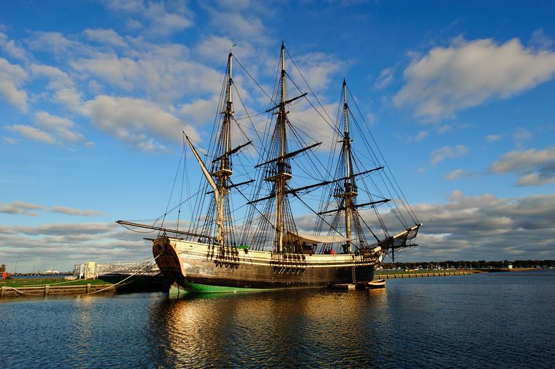 Friendship at Salem Maritime National Historic Site