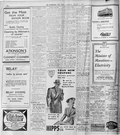 Free Press, 1944