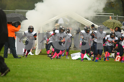 Bowie Broncos vs MD Youth Terps (10U) Homecoming