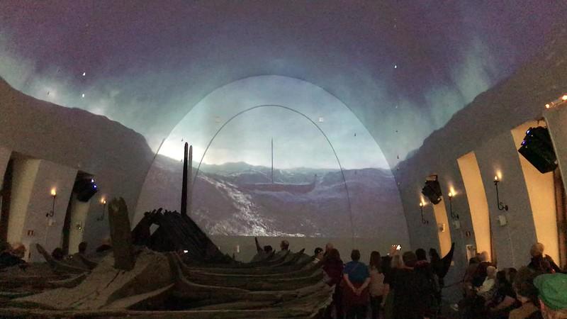 VIDEO-Viking Ship Museum