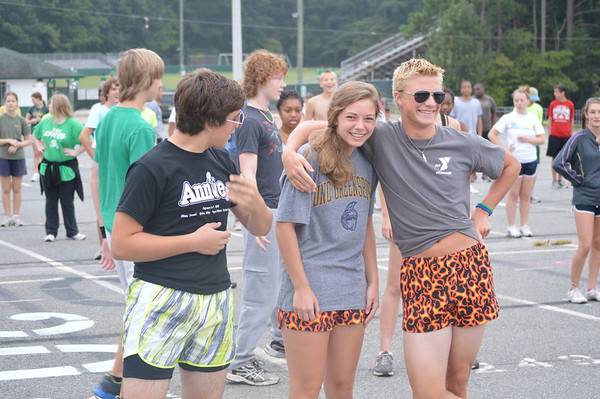 2012-08-10 Band Camp Day 5