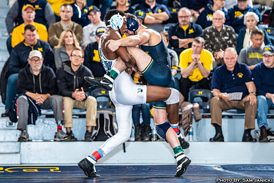 165-HWT - Michigan Vs North Carolina - 11-9-19