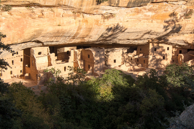 2017-09-15 Spruce Tree House, Mesa Verde National Park, Colorado