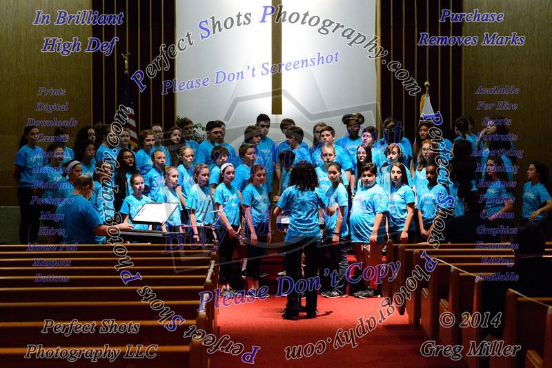 Singing Adjudication 7th & 8th grade