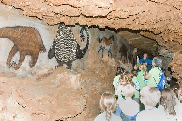 2014 1st Grade Inner Space Caverns