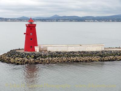 Lighthouses of the Dublin Port Company
