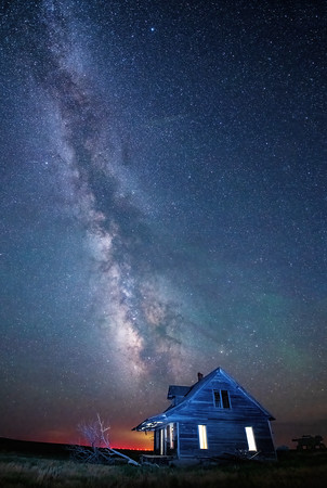 Night skies and the amazing Milky way