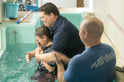 Truth Baptism Service 10-28-18