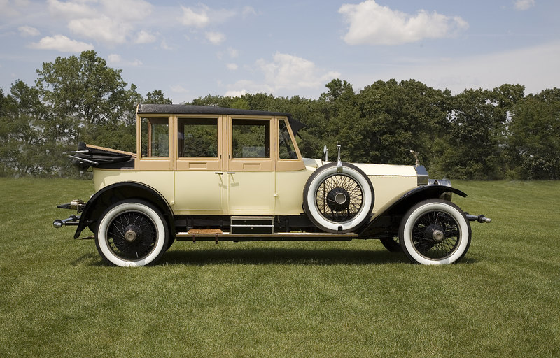 1923 Silver Ghost  - 377XH