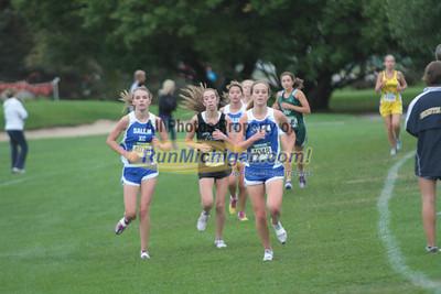 Girls JV Race 2 - 2011 Spartan Invite