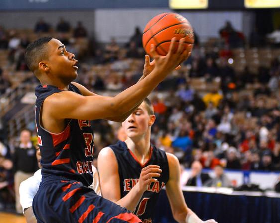 Division 1 State Final: Central Catholic boys basketball v. Putnam