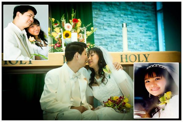 2011 Sept 17, Maung Maung Oo & Hninn Hninn Oo-Wedding Ceremony