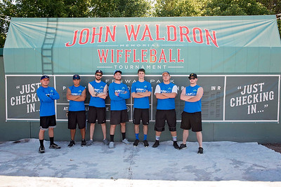 5th Annual Waldron Whiffle Ball Tournament