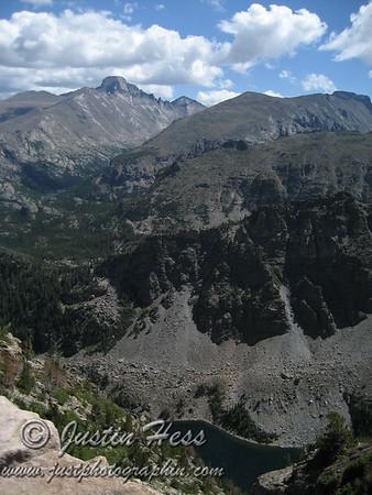 Hellett Peak Hike 8-20-2010