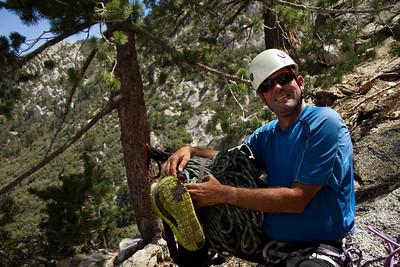 Taquitz Climbing - Idyllwild, California